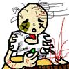 the website of pain / root beer comics, by matt!